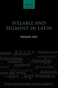 Syllable and Segment in Latin cover